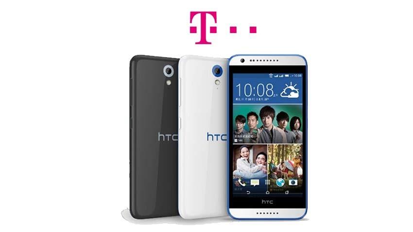 HTC Desire 620 dostępny w ofercie T-Mobile