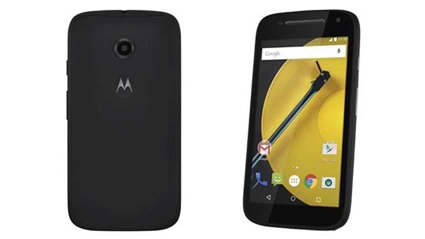 Odświeżona Motorola Moto E coraz bliżej