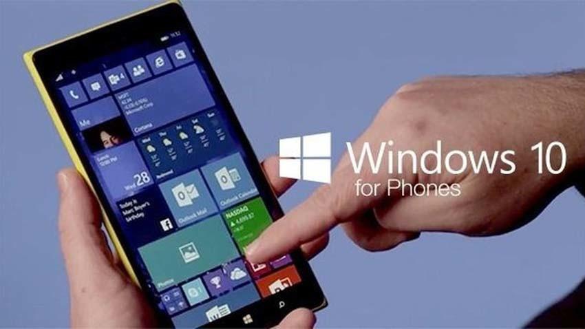Można już pobierać testową wersję Windows 10 dla smartfonów!