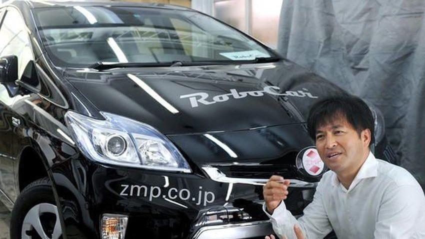 Sony inwestuje w autonomiczne samochody