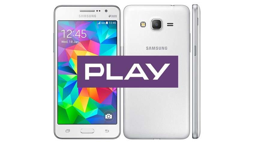 Samsung Galaxy Grand Prime w Play i obniżka cen smartfonów Huawei
