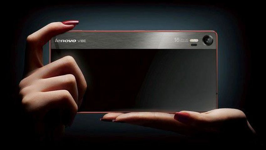 "Lenovo Vibe Shot - ""aparatofon"""