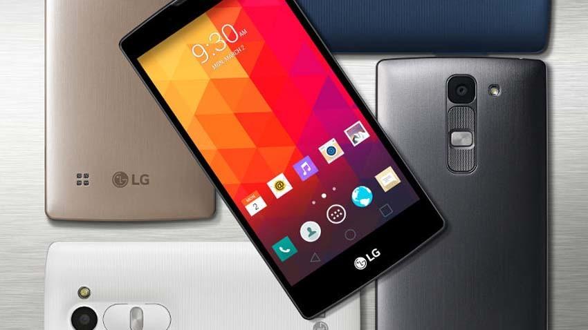 LG przedstawia nowe smartfony - Magna