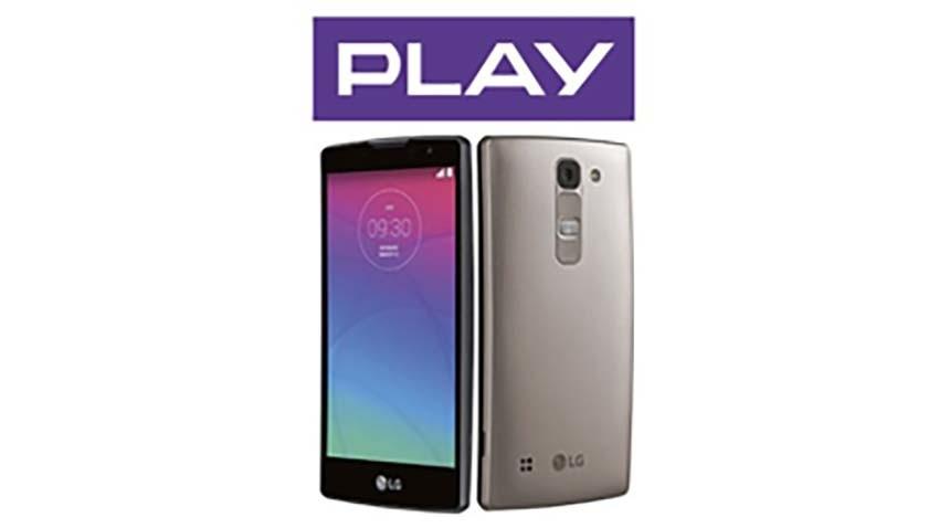LG Spirit LTE od dzisiaj dostępny w Play