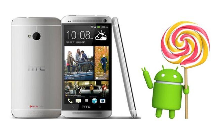 HTC One M7 otrzymuje Lollipopa w Europie