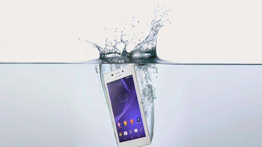 Sony Xperia M4 Aqua zawita na targach MWC 2015