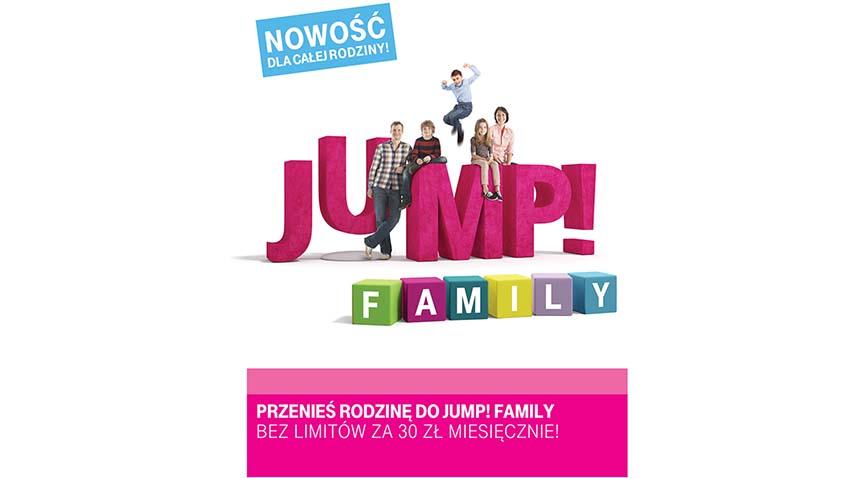 Photo of Nowe taryfy rodzinne Jump! w T-Mobile