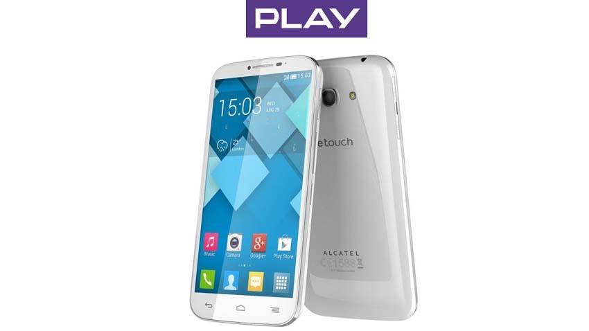 Alcatel OneTouch Pop C9 w ofercie Play