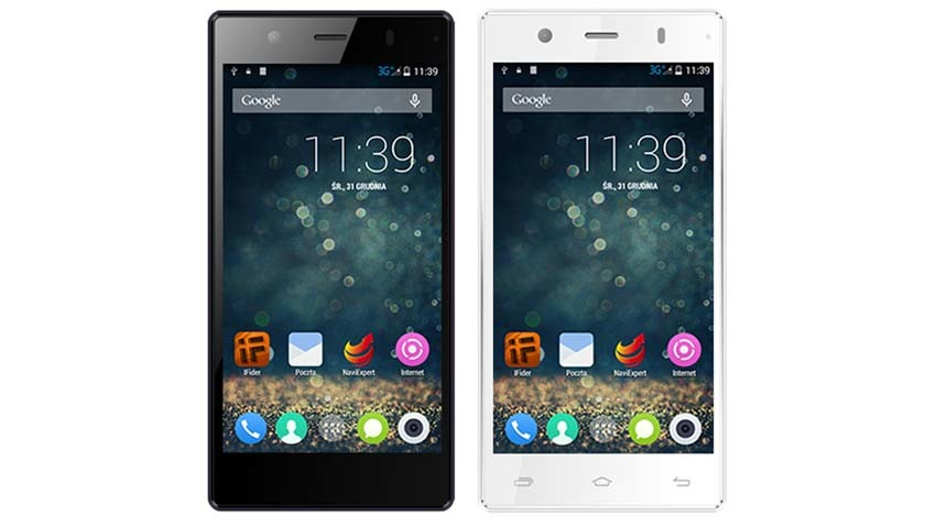 myPhone Infinity - eksluzywne smartfony rodem z Polski