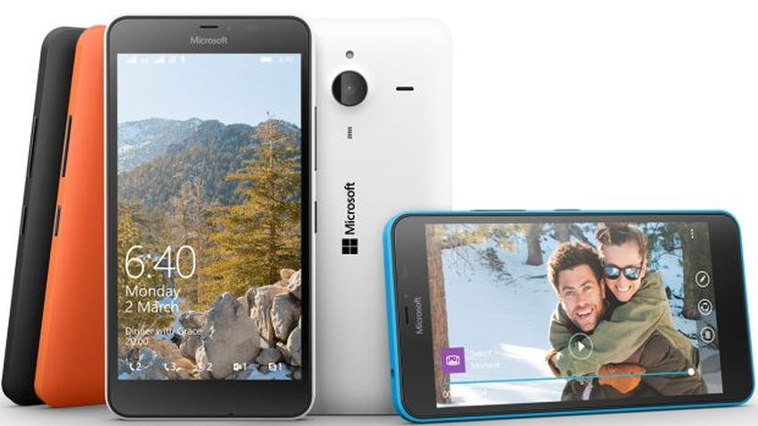 Photo of Microsoft prezentuje Lumie 640 i Lumie 640 XL na MWC 2015