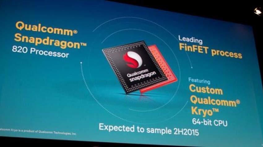 Qualcomm ujawnił Snapdragona 820 z rdzeniami Kryo