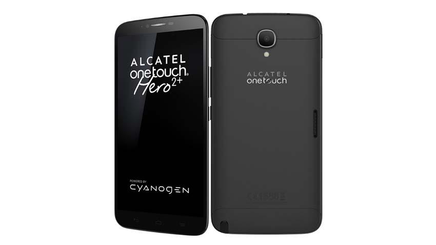 Alcatel OneTouch Hero 2+ to atrakcyjny cenowo phablet oparty na Cyanogen OS