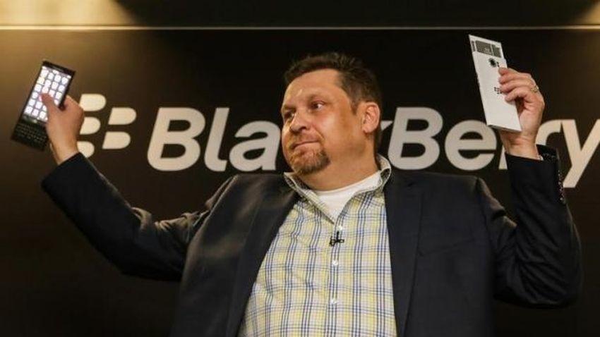 BlackBerry pokazuje model Leap i zapowiada trzy kolejne urządzenia w tym roku