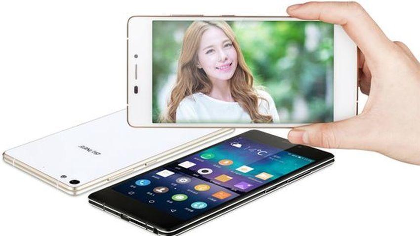 Gionee Elife S7 oficjalnie - kolejny ultrasmukły smartfon chińskiego producenta