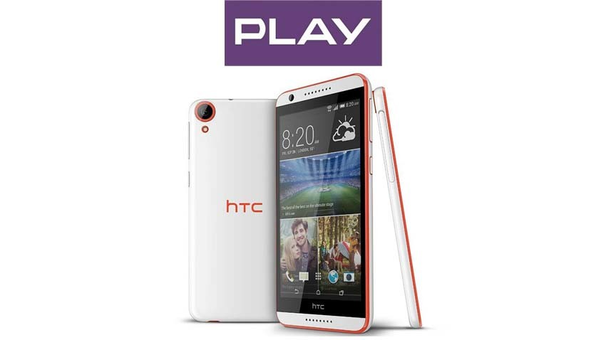 HTC Desire Eye w ofercie Play
