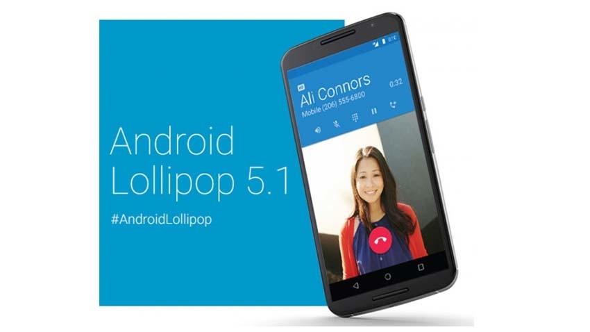 Android 5.1 Lollipop oficjalnie zapowiedziany