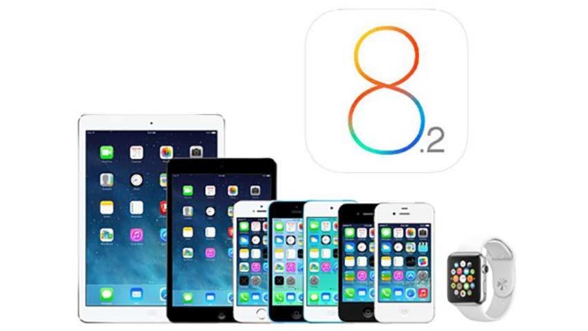 iOS 8.2 już dostępny do pobrania  - wprowadzono wsparcie dla Apple Watch