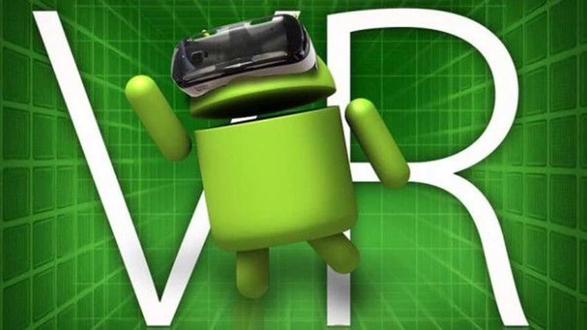 Google przeniesie Androida na pole wirtualnej rzeczywistości
