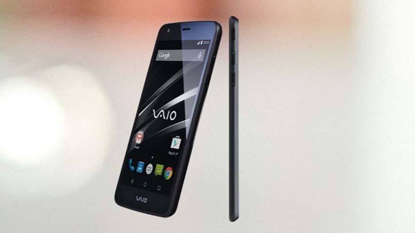 Pierwszy smartfon Vaio oficjalnie zaprezentowany