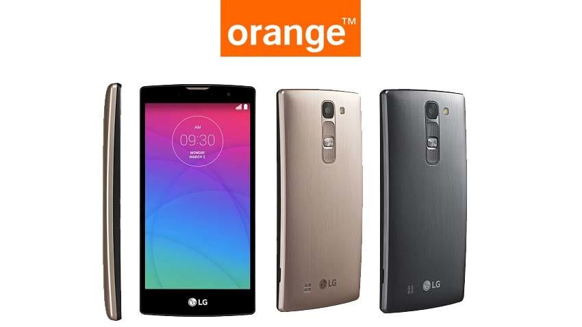 LG Spirit w ofercie Orange