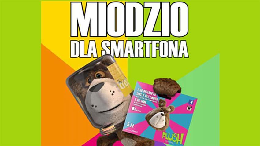 Photo of Plushowy miś w słoiku, czyli reklama oferty Plush na kartę