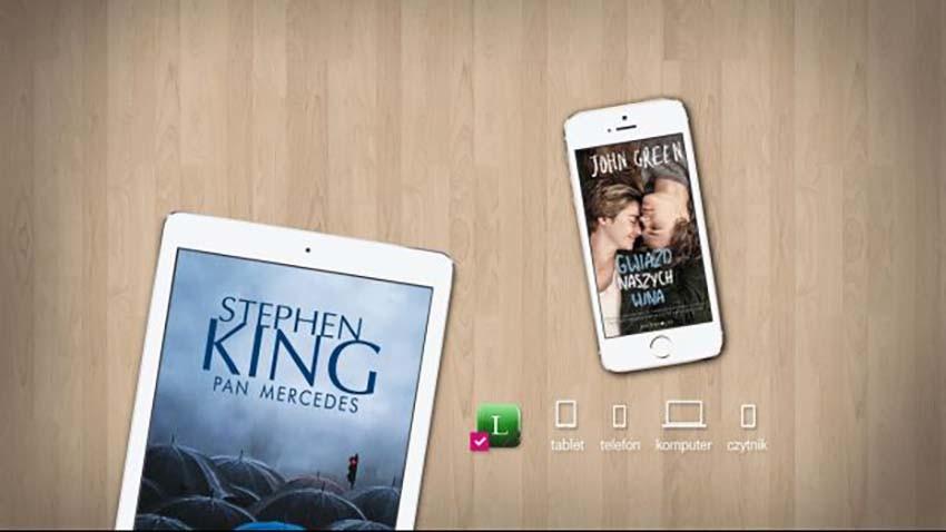 Oferta T-Mobile poszerza się o serwis Legimi - tysiące książek na smartfonie