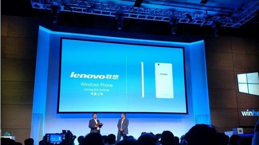 Lenovo wprowadzi na rynek smartfona z Windows 10. Xiaomi partnerem Microsoftu