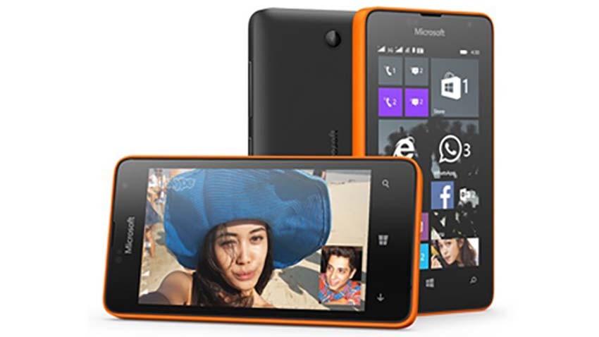 Microsoft Lumia 430 oficjalnie. Najtańsza Lumia w historii