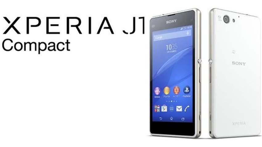 Sony oficjalnie zaprezentowało Xperie J1 Compact