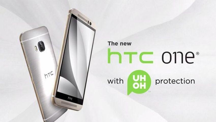 Uh Oh - HTC przedstawia program rozszerzonej gwarancji