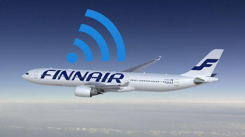 Photo of Finnair wprowadzi Wi-Fi do swoich samolotów