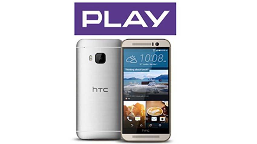 HTC One M9 w ofercie podstawowej Play