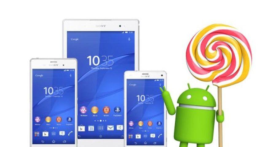 Android Lollipop ląduje na urządzeniach Xperia Z3 w Polsce
