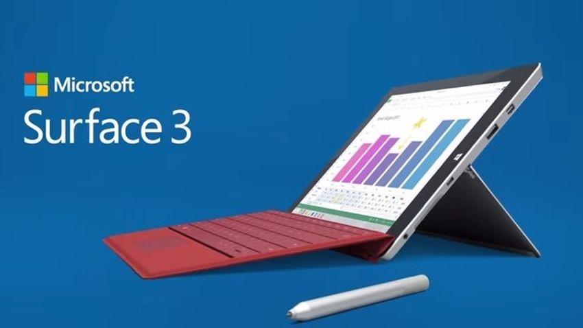 Surface 3 - nowy członek rodziny tabletów Microsoftu