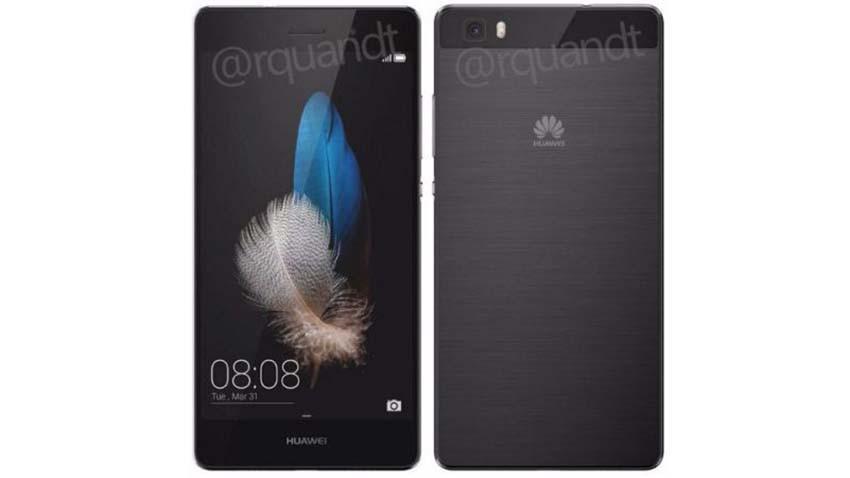 Wersja Lite smartfona Huawei P8 ukazana na zdjęciach