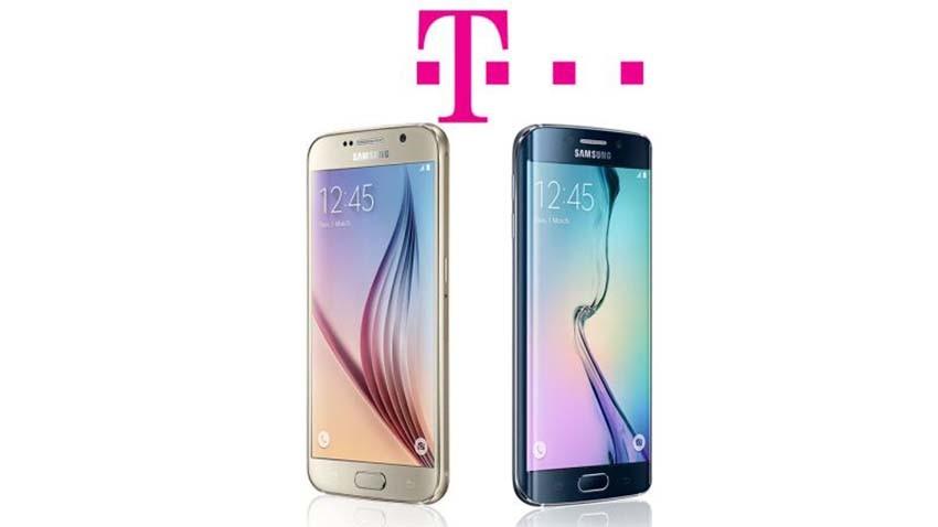 T-Mobile prezentuje Samsunga Galaxy S6 i Galaxy S6 Edge w salonach