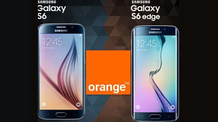 Orange rusza z przedsprzedażą Samsunga Galaxy S6 i Galaxy S6 Edge