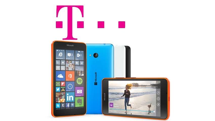 Microsoft Lumia 640 w T-Mobile