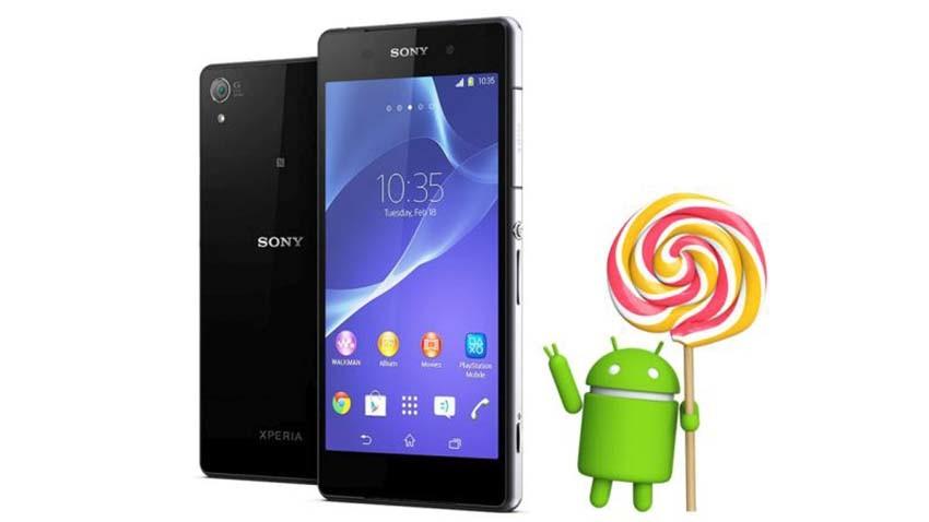 Sony Xperia Z2 z Android Lollipop w Polsce. W przyszłym tygodniu aktualizacja dla kolejnych modeli