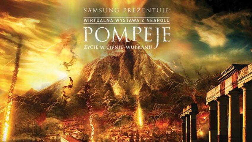 Samsung: Wirtualna wystawa Pompeje