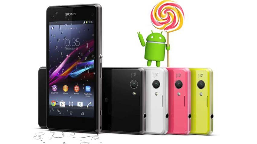 Kolejne smartfony Sony Xperia otrzymują aktualizację do Androida Lollipop
