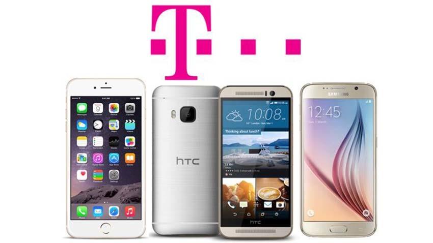 T-Mobile: Flagowe smartfony taniej w ofertach biznesowych
