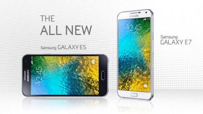 Samsung Galaxy E5 i Galaxy E7 dostępne w sprzedaży w Polsce