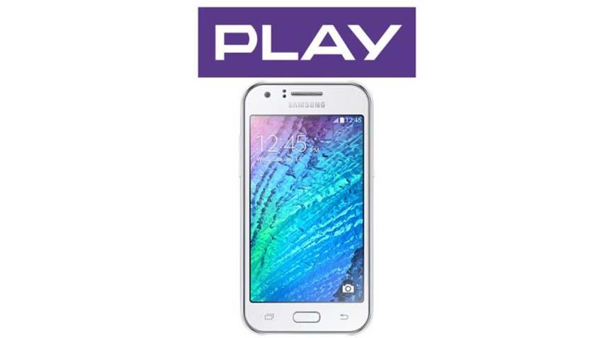 Samsung Galaxy J1 w ofercie Play