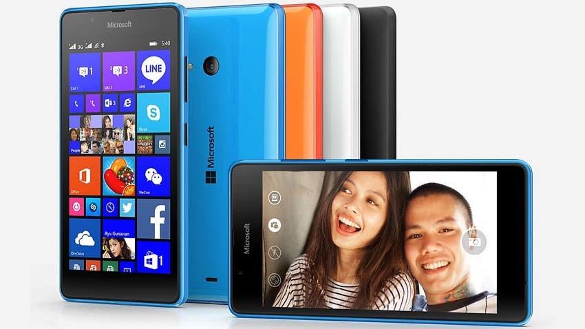 Microsoft Lumia 540 oficjalnie. Szykuje się hit sprzedaży?