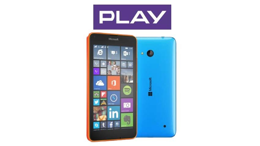 Microsoft Lumia 640 w Play