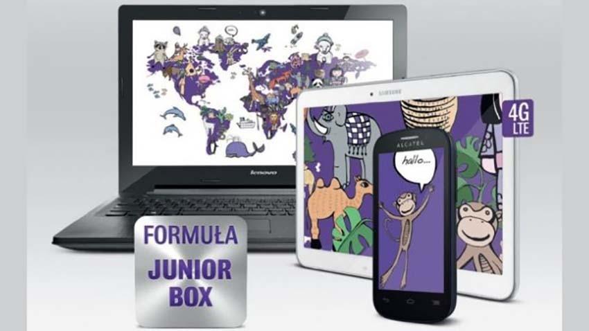 Play odświeża Formułę Junior Box
