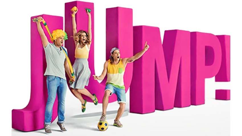 T-Mobile przedstawia nowe pakiety Jump! na kartę i Mix