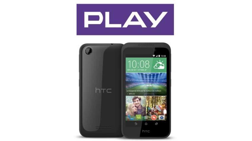 HTC Desire 320 w Play