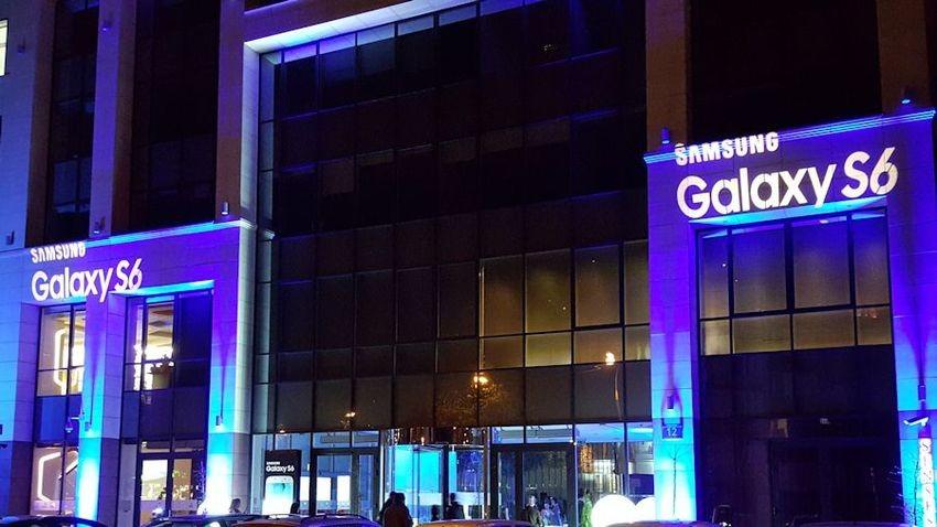 Impreza premierowa i debiut Samsunga Galaxy S6 i Galaxy S6 Edge w Polsce